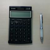 税理士試験の必須アイテム「電卓とボールペン」にはこだわりを持とう