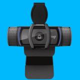 高画質でテレビ電話したいなら「WEBカメラ・ロジクールC920s」にすべし!
