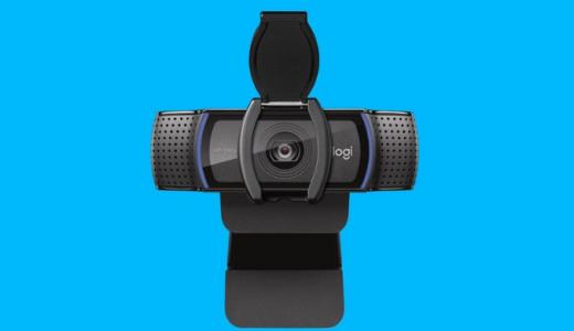 高画質でテレビ電話したいならWEBカメラを「ロジクールC920s」にすべし!